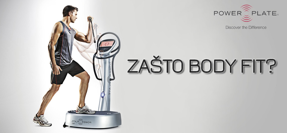 Zašto Body Fit?